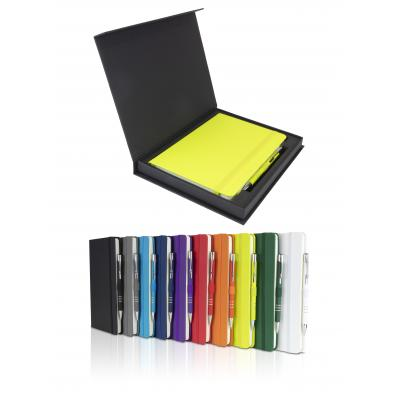 Image of Dimes A5 Notebook & Pen Presentation Box Set